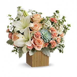 Teleflora's Desert Sunrise Bouquet Premium