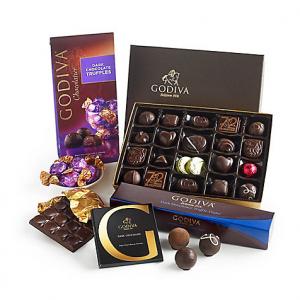 Dark Chocolate Lovers Tasting Gift Set