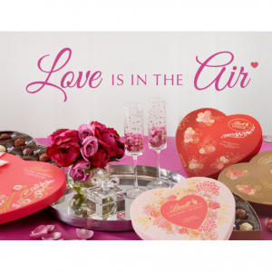 20% off all Boxed Chocolate, Hearts and Gift Baskets @ Lindt's