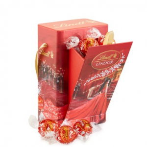 Red Carpet LINDOR Gift Box (12-pc)
