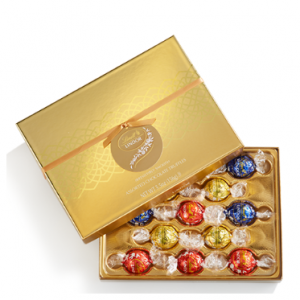 Assorted LINDOR Gift Box (13-pc)