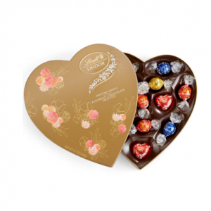 Assorted LINDOR Heart (13-pc)