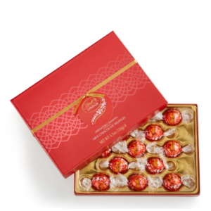 Milk LINDOR Gift Box (13-pc)