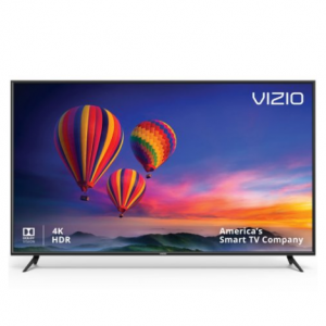 "VIZIO E-Series 65"" Class (64.5"" Diag.) 4K Ultra HD HDR Smart TV @Sam's Club"