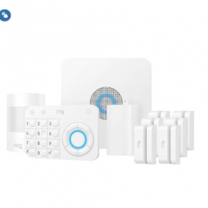 Costco Members: 10-Piece Ring Alarm Wireless Security Kit