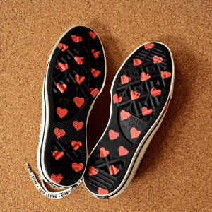 CONVERSE LOVE THE PROGRESS -  2019 Valentine's Day Limited Edition