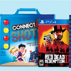 Buy 2 Get 1 Free on Games, Books, Movies & more @ Target