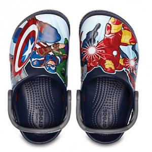Kids' Crocs Fun Lab Avengers Multi-Character Clog
