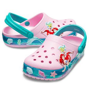 Kids' Crocband™ Princess Ariel Clog