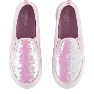 OshKosh Flip Sequin Slip-On Shoes