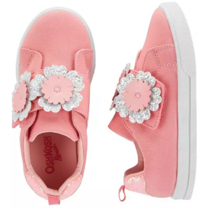 OshKosh Flower Sneakers