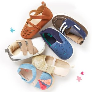 Buy One, Get One Shoes Doorbuster @ OshKosh B'gosh