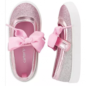 Carter's Glitter Mary Jane Shoes