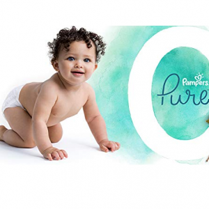As Low As $13.72 Pampers Pure Disposable Baby Diapers & Wipes @ Amazon