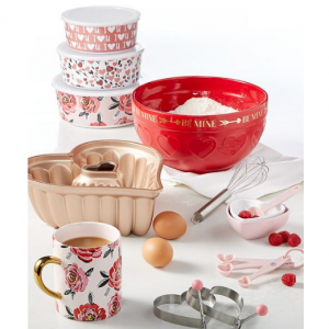 Martha Stewart Collection 3-Pc. Nesting Container Set