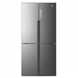 Haier  HRQ16N3BGS 33 Inch 4-Door Counter Depth French Door Refrigerator