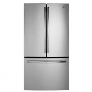 GE  GNE27JSMSS 36 Inch French Door Refrigerator