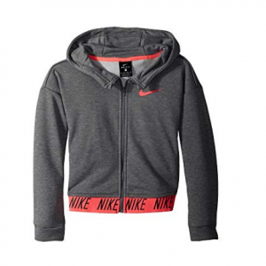 Nike Kids Dry Full-Zip Training Hoodie (Little Kids/Big Kids)