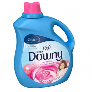 Ultra Downy® April Fresh™ Liquid Fabric Conditioner - 129 fl oz
