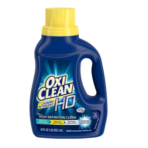 $0.99 OxiClean HD Laundry Detergent Sparkling Fresh, 26 Loads 40 oz @ Walgreens