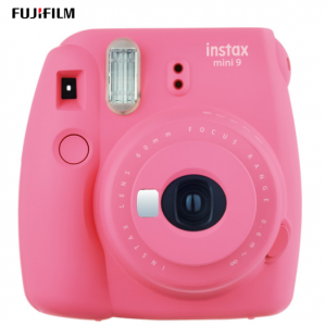 $10 off FUJIFILM INSTAX Mini 9 Instant Film Camera (Flamingo Pink) @ B&H Photo Video