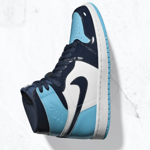 $160 for Women's Air Jordan I BLUE CHILL @ Nike