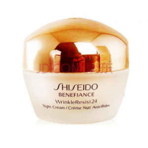 $9.95 off Shiseido Benefiance WrinkleResist24 Night Cream, 1.7 oz @ Amazon