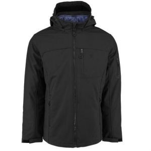 IZOD Men's 3-in-1 Soft Shell Systems Jacket