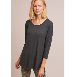 Willamette Ribbed Tunic
