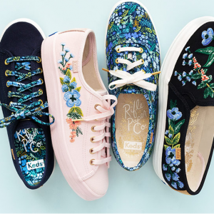 50% off Keds x Rifle Paper Co. Shoes @ Keds