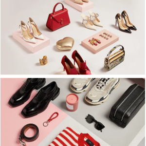 MatchesFashion.com Valentine's Day Gft 申博sunbet手机版s, Mark Cross, Jimmy Choo & More