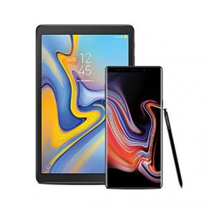 Free Galaxy Tab A with Samsung Galaxy Note 9 Phone @Amazon