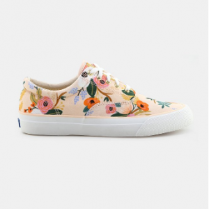 Keds X Rifle Paper Co. Anchor Lively Floral