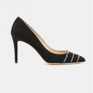 Jimmy Choo Bethan 85mm Pointed Toe Suede Stiletto