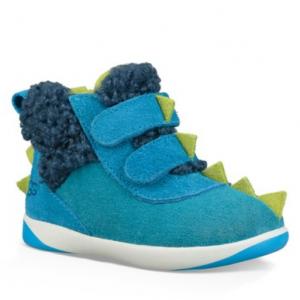 Dydo Pritchard Faux Fur Detail Sneaker (Toddler & Little Kid)