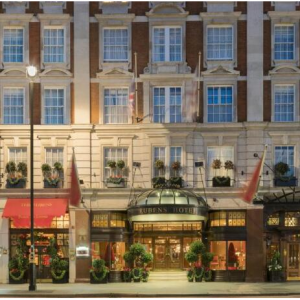 Stay in the Heart of London – save up to 38% at The Rubens At The Palace
