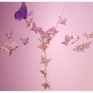 Swarovski necklaces & bracelets