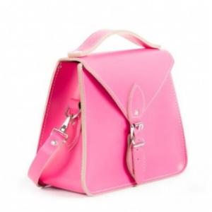 Gweniss Esme Crossbody Bag - Bright Pink