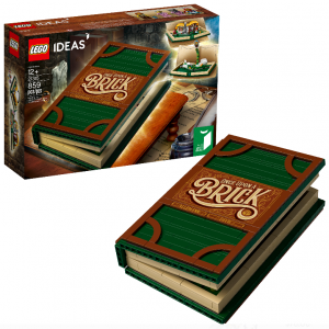 LEGO Ideas Pop-Up Book 21315 on sale @ Walmart