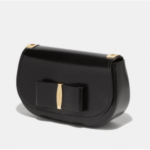 Salvatore Ferragamo Anna Leather Shoulder Bag