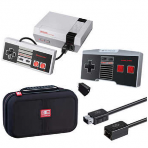$90 for Nintendo Entertainment System Classic Bundle @ Costco