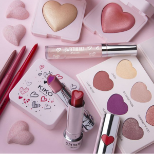 25% Off 2 Items From Valentine's Day Collection @ Kiko Cosmetics