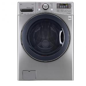 LG WM3770HVA 4.5 cu. ft. Front Load Washer w/ TurboWash® - Graphite Steel