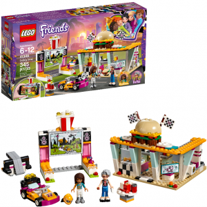 LEGO Friends Drifting Diner 41349
