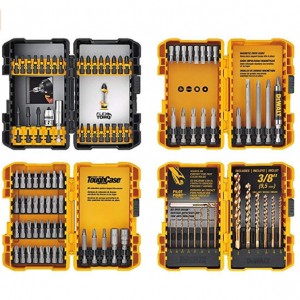 $29.99 DEWALT DWA2FTS100 Screwdriving and Drilling Set, 100 Piece @ Amazon