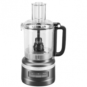 $117.12 off KitchenAid KFP0919BM 9 Cup Food Processor Plus, Black Matte @ Amazon