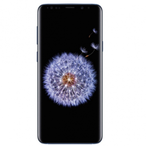 Samsung Geek Squad Certified Refurbished Galaxy S9+ 4G LTE with 64GB Memory Cell Phone Coral Blue