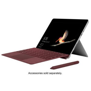 "Microsoft Surface Go 10"" Touch-Screen(Intel Pentium Gold 4GB Memory 64GB Storage)"