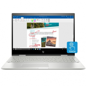 "HP - ENVY x360 2-in-1 15.6"" Touch-Screen Laptop(Intel Core i5 8GB Memory 256GB)"