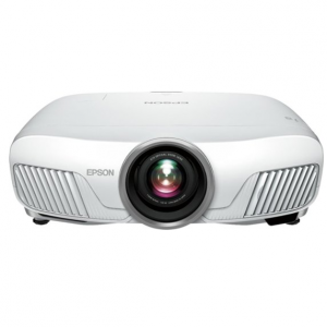 Epson - Home Cinema 4000 3LCD Projector with 4K Enhancement and HDR - White